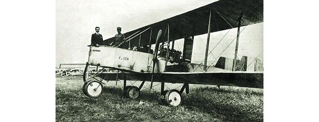 piloti della prima guerra