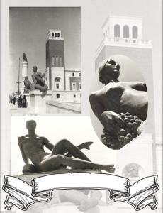 Pannello Pescara opere D Antino