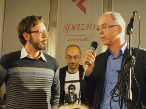 Andrea La Rovere intervista Argentino DAuro
