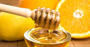 Arance e miele, alcuni degli antibiotici naturali
