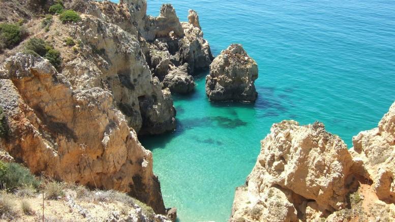 Scogliera dell'Algarve