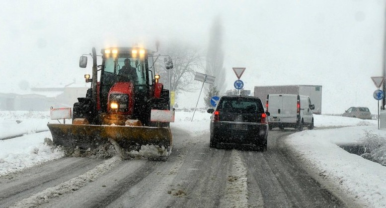 Neve e terremoti, convocato il Cor per le emergenze