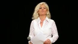 L'assessore Antonella Allegrino