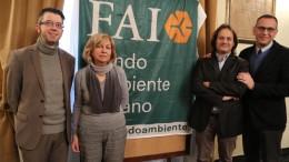 Conferenza stampa FAI