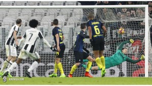 Cuadrado, segna il gol vittoria