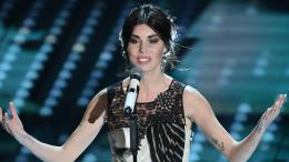 Sanremo -Bianca Atzei