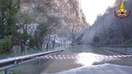 Post sisma, interventi Anas in Abruzzo