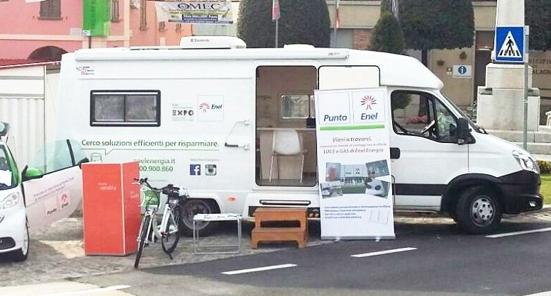 Blackout in Abruzzo. Nuove tappe camper Enel