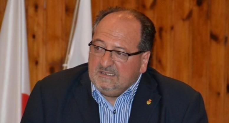 Il Sottosegretario regionale ed ex Sindaco di Caramanico Mario Mazzocca