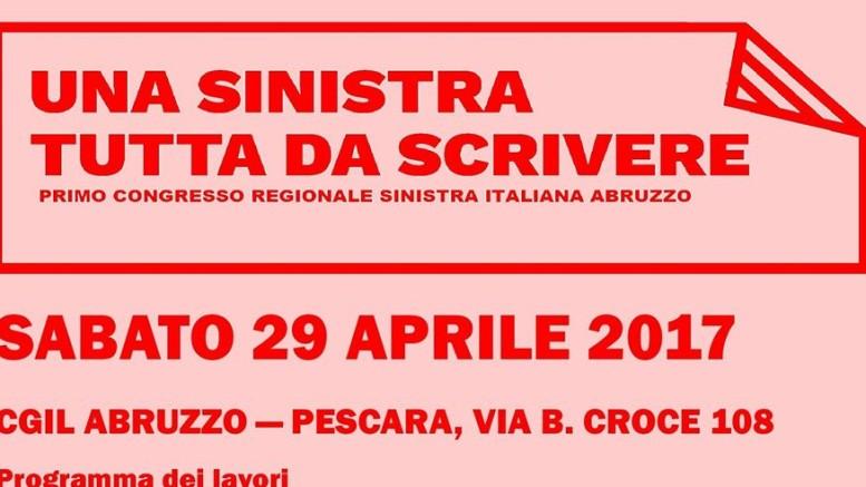 SInistra italiana a congresso