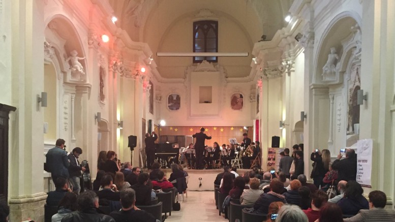 """Concorso di musica internazionale """"Paolo Barrasso"""""""