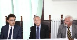 Conferenza stampa presentazione accoglienza Bersaglieri