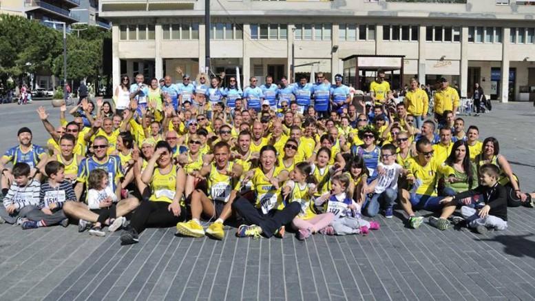 I Runners a Pescara