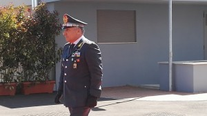 Il Comandante Gen. C.A. Giorgio Toschi