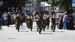 La Corsa dei Bersaglieri a Pescara