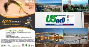 US Acli Sport in tour 2017