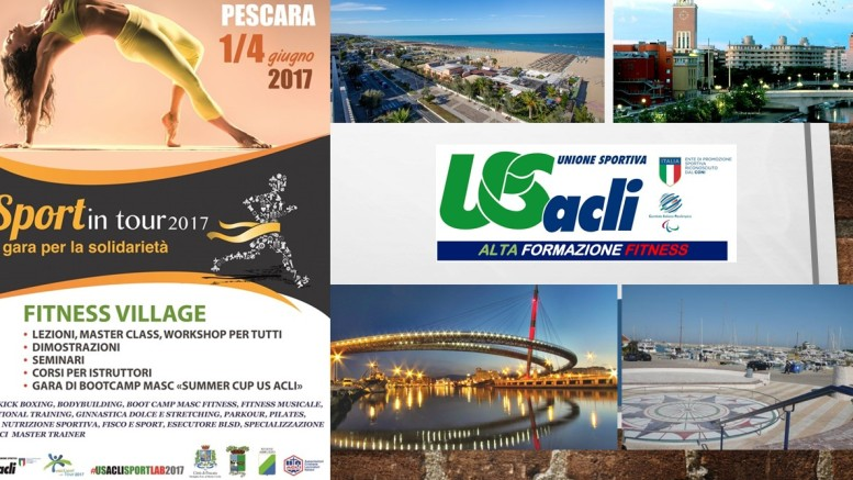 US Acli Sport in tour 2017