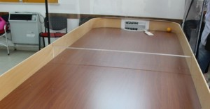 Il tavolo donato