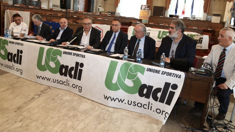 Sport in tour 2017 UsAcli
