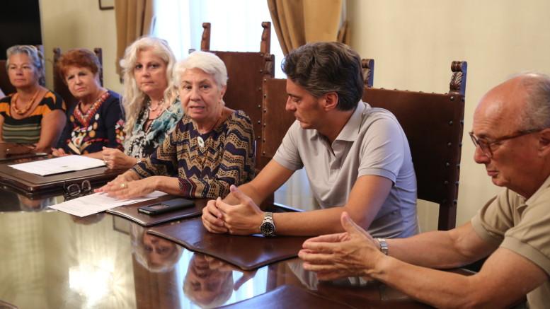 Conferenza stampa di presentazione progetto Srebrenica