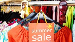 In Abruzzo saldi estivi dal 1 luglio al 29 agosto