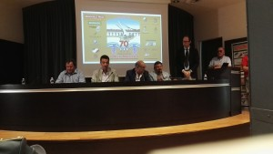 Conferenza stampa dell'evento