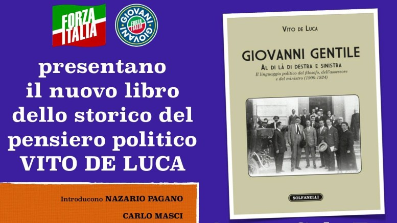 Il libro di Vito De Luca