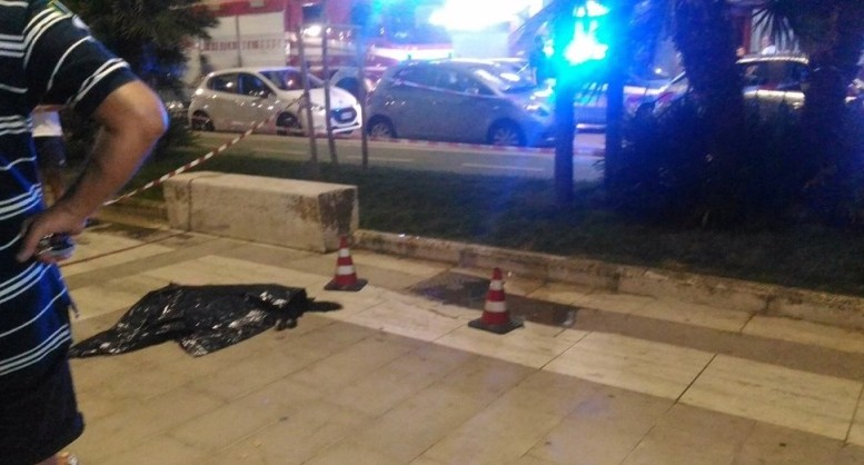 Tombino killer a Pescara. Foto Manuel Giusti