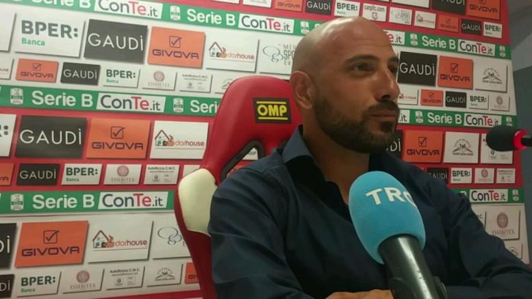 Antonio Calabro, tecnico del Carpi