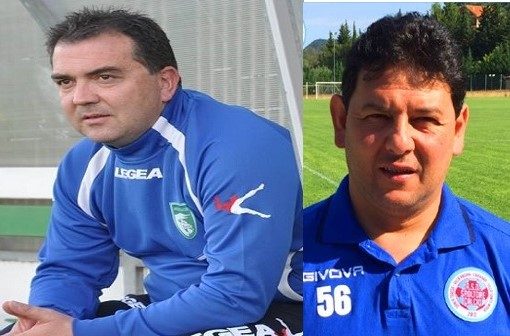 Donato Ronci e Alessandro Lucarelli: nuovi allenatori professionisti di Seconda Categoria FIGC