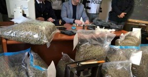 Droga sequestrata dalla squadra mobile di Pescara