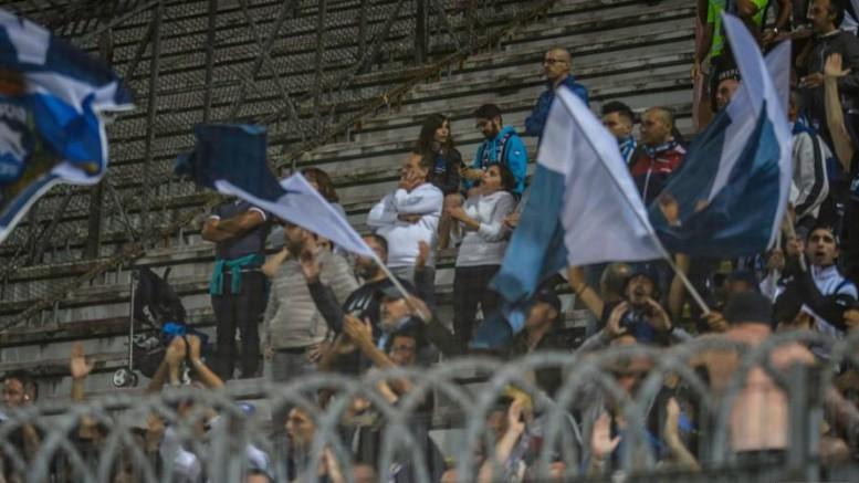 I tifosi del Pescara a Perugia