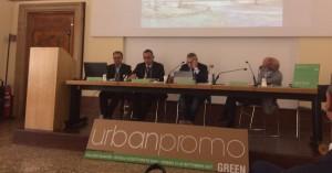 """Presentazione del Parco Centrale di Pescara, progetto delle aree di risulta, nell'ambito di """"Urbanpromo Green"""" a Venezia"""