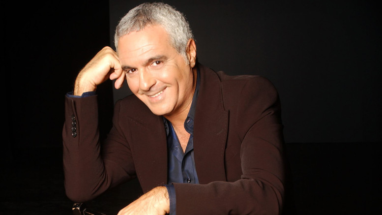 Giorgio Panariello a Pescara con il suo nuovo spettacolo