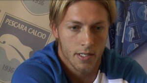Alessandro Crescenzi, terzino del Pescara