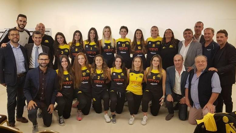 Antoniana Volley 2017/2018