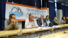 Conferenza stampa del Movimeno animalista Abruzzo
