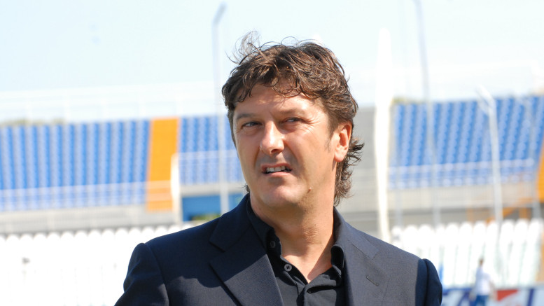 Daniele Sebastiani, presidente della Pescara Calcio
