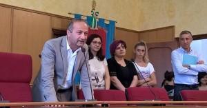 Luciano Di Lorito, sindaco di Spoltore, sul ritorno in funzione del cementificio