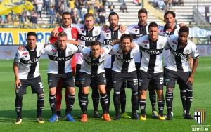 La formazione del Parma
