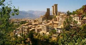 Pacentro, uno degli itinerari FAI in Abruzzo