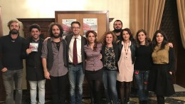 Presentazione del progetto scuola Macondo