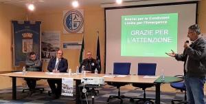 Protezione Civile. Seminario A.Ge.Pro a San Valentino con il Sottosegretario Mazzocca
