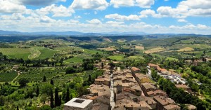 San Gimignano (Toscana)