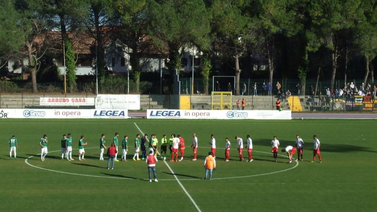 Il derby tra Francavilla e Avezzano