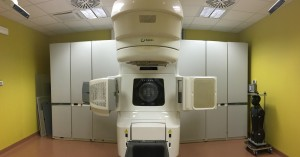 Il nuovo macchinario per la cura dei tumori