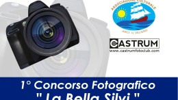 """Locandina concorso fotografico """"La Bella Silvi"""""""