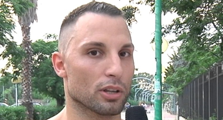 Giovanni Sarnicola, capitano Pescara Pallanuoto