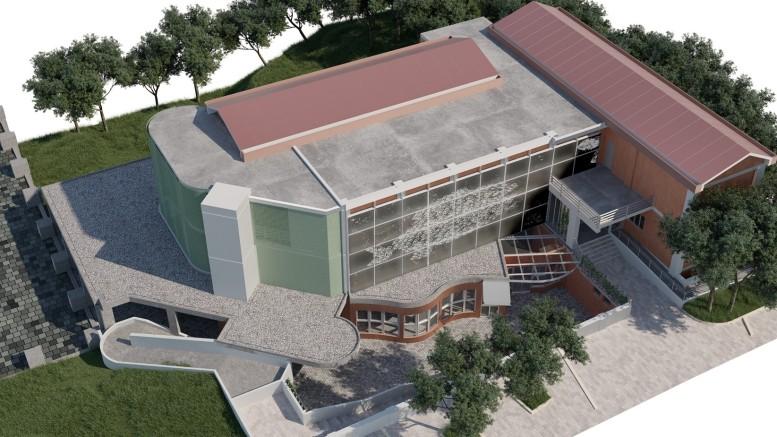 Il progetto di riqualificazione della scuola di San Silvestro