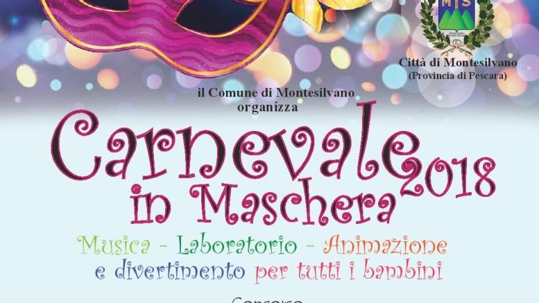 Carnevaleinmaschera2018